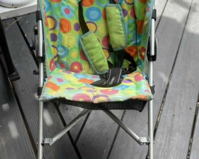 Chicco fold-up stroller