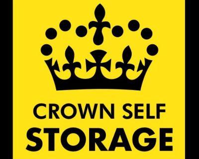 RDN Storage is now CROWN SELF STORAGE