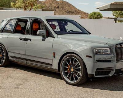 2019 Rolls-Royce Cullinan Standard