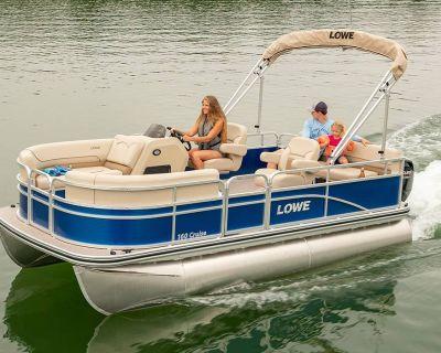 2021 Lowe ULTRA 160 CRUISE Pontoon Boats Lagrange, GA