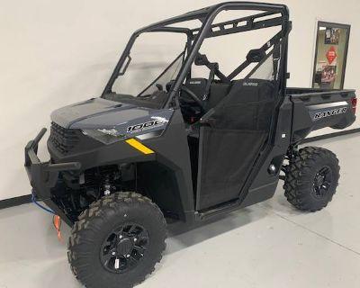 2021 Polaris Ranger 1000 Premium + Winter Prep Package Utility SxS Brilliant, OH
