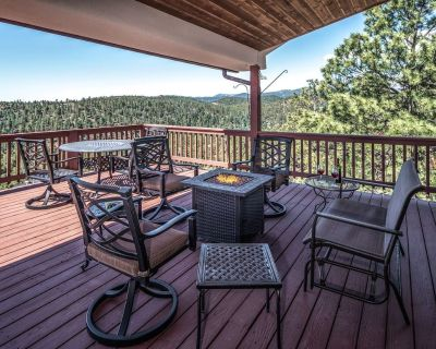 *NEW* Luxury 4 bed home, Stunning views, multigenerational family friendly! - Ruidoso