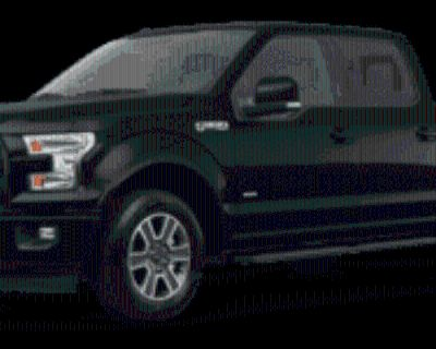 2018 Ford F-150 Lariat SuperCrew 6.5' Box 4WD