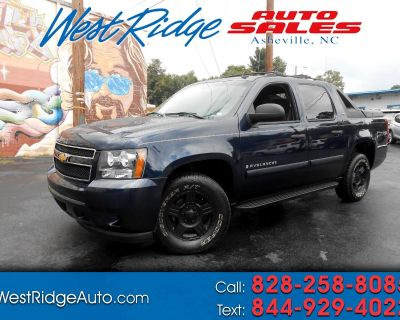 """Used 2008 Chevrolet Avalanche 4WD Crew Cab 130"""" LS"""
