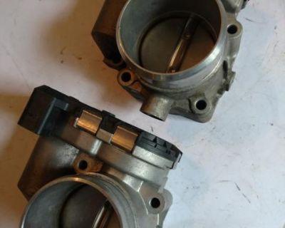 Throttle body / throttle position sensor
