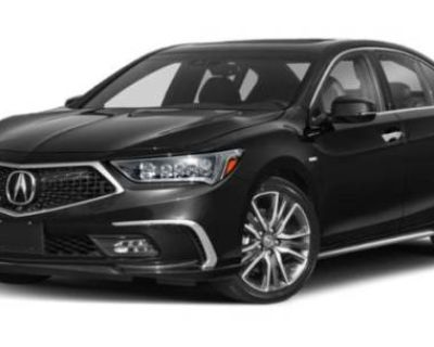 2020 Acura RLX Hybrid with Advance Package