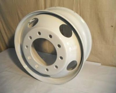 Metal Rims (white) Up To 8 For Sale