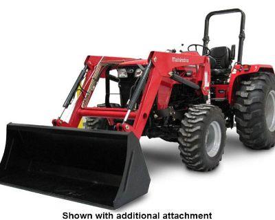 2021 Mahindra 4550 4WD Compact Tractors Bastrop, TX