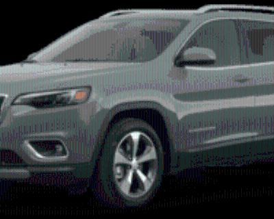 2020 Jeep Cherokee Lux