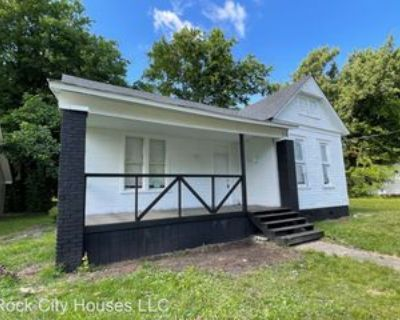 1226 W 10th St, North Little Rock, AR 72114 2 Bedroom House