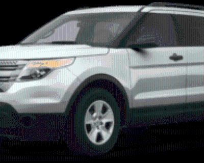 2011 Ford Explorer Base