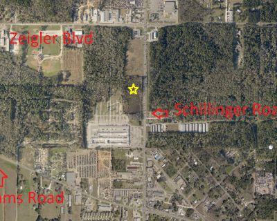 Commercial Land For Sale on Schillinger Road