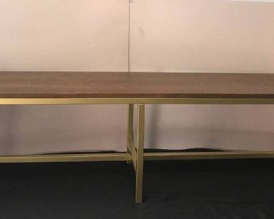 New Modern Dining Bench Project 62
