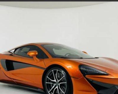 2016 McLaren 570S Standard