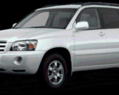 2007 Toyota Highlander Base V6