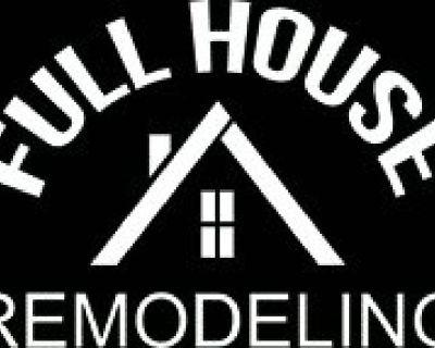 Full House Remodeling Houston TX