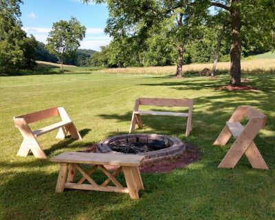 Newly Updated, Quiet, Rural Getaway - New Hartford