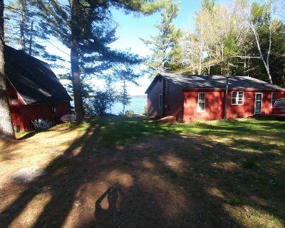 Acadia Park Region - Quiet Lakeside Cabins, Great Views! - Franklin