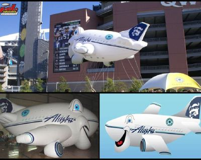 Attract New Businesses by Promoting with JD Custom Inflatable Products