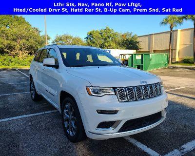 Pre-Owned 2019 Jeep Grand Cherokee Summit RWD SUV