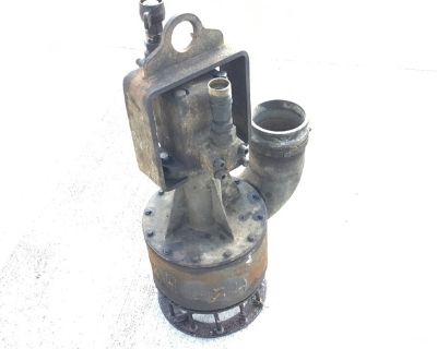 Hydraulic Driven Submersible Water Pump