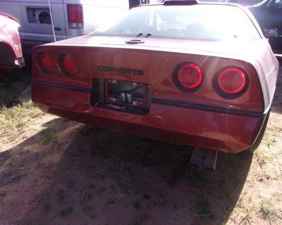 1987 Corvette Rear Bumper (PARTING OUT)