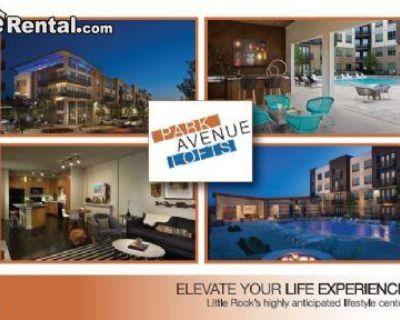 S. University Ave Pulaski, AR 72205 2 Bedroom Apartment Rental