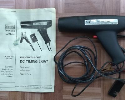 Sears Inductive Timing Light