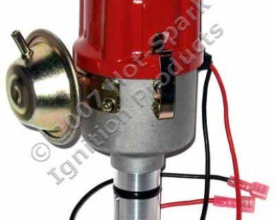 Hi-Voltage SVDA Distributor w/ Electronic Ignition