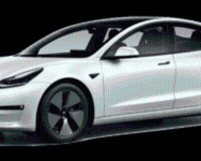 2021 Tesla Model 3 Performance