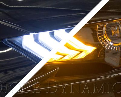 ? NEW ? Switchback LED Boards for 2018+ Ford Mustang! | Diode Dynamics