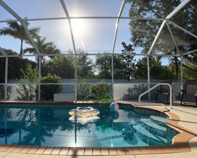Family focused, Hot tub, private pool! - Caloosahatchee