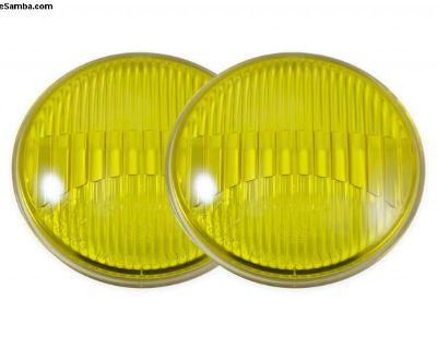 New Amber T34 Fog Light Lens Kit