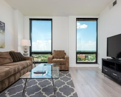 Experience Reston Town Center | Lovely 1 Bedroom Apartment | Great Location | by GLS - Reston