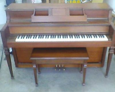 $350 Hobart piano