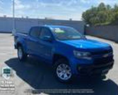 2021 Chevrolet Colorado, 6K miles