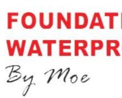 Foundation Waterproofing by Moe
