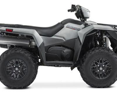 2021 Suzuki KingQuad 500AXi Power Steering SE+ ATV Utility Bennington, VT