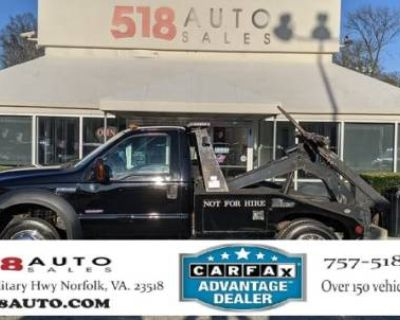 2006 Ford Super Duty F-450 Chassis Cab XL