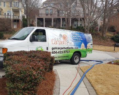 Zero Residue Carpet Cleaner
