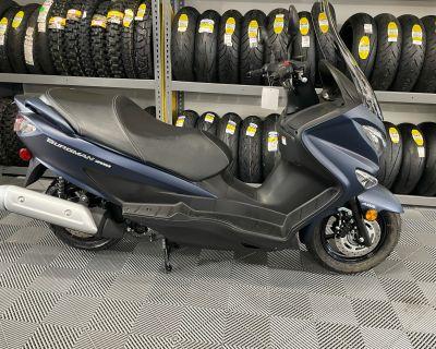 2022 Suzuki Burgman 200 Scooter Van Nuys, CA