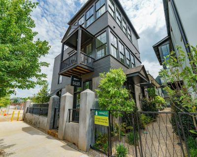 A New Townhouse with Private Terrace Downtown ATL, REDUCED RATES ON July 11 - Summerhill