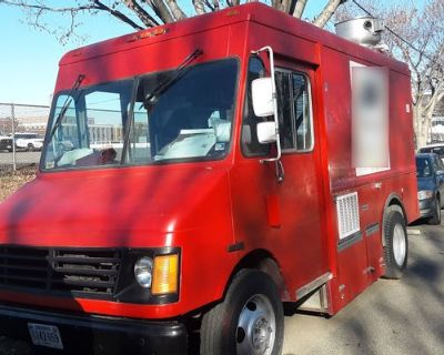 1994 Chevrolet P30 5.7L V8 TBI Food truck for sale (in fantastic condition) - Chevrolet / P30 / 1994