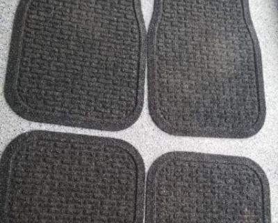 PRICE REDUCTION!!! Car Mats by LL Bean