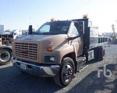 2009 GMC Dump Trucks