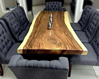 Donate Select the Live Edge Slab for your Table