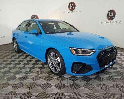 2021 Audi A4 45 S line Premium Plus quattro