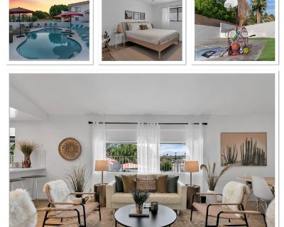 Private Pool, Gameroom, Grill, Firepit, Basketball Court, Golf - Bermuda Dunes