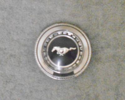 1970 Mustang Fastback Boss Coupe Convertible Grande Orig Nv Gas Fuel Filler Cap