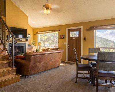 Mountain House On 2.5 Acres - Incredible Views At 9200 Ft! - Gilpin County